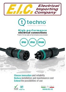 Techno Connections Brochure