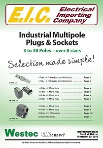 Westec Plugs and Sockets Brochure