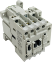 GHISALBA CONTACTOR w/MAGNETIC LATCH 9A 4kW (AC3) 3 POLE + 1NO AUX - COIL 24VDC