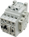 GHISALBA CONTACTOR w/MAGNETIC LATCH 32A 15kW (AC3) 4 POLE - COIL 24VDC