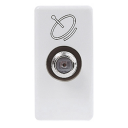 GEWISS SYSTEM, TV-SAT SOCKET DIRECT F-FEMALE