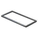GEWISS 46QP ACCESSORY - JOINING GASKET 295 x 150mm