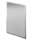 GEWISS 46QP ACCESSORY - PERFORATED STEEL GEAR PLATE FOR CABINET 425 x 310mm