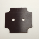BERNSTEIN CT-50 ENCLOSURE MOUNTING PLATE