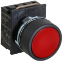 GHISALBA 22mm IP66 FLUSH PUSHBUTTON RED