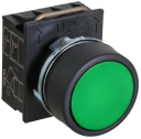 GHISALBA 22mm IP66 FLUSH PUSHBUTTON GREEN