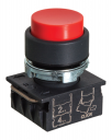 GHISALBA 22mm IP66 EXT PUSHBUTTON RED