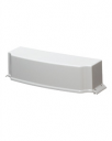 GEWISS 40CDK DIST BOARD ACCESSORY - AESTHETIC TRUNKING PROFILE 18MODS