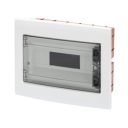 GEWISS 40CDKI DISTRIBUTION BOARD IP40 FLUSH MTG 12 WAY - WITH E&N BARS *** WHILE STOCKS LAST ***