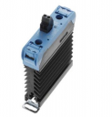 CELDUC CELPAC-2G 1PH SSR w/HEATSINK, GENERAL LOADS, 12-275VAC 25A (AC-51), Ctrl 18-30VAC/DC, VDR, CONNECTOR