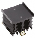 CELDUC HEATSINK - 1.1°C/W 89.8 x 81 x 98 FOR DIN MOUNT FOR SC/SO RELAYS