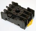 DIN RAIL MOUNTING SOCKET - FOR MH3A TIMERS (PF-085A)