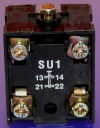 BERNSTEIN CONTACT BLOCK SU1Z FOR GC & ENM LIMIT SWITCH