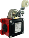 BERNSTEIN D LIMIT SWITCH SIDE ROTARY - TURRET WITH LEVER ARM & ROLLER, 1NC/1NO SNAP