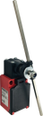 BERNSTEIN Ti2 LIMIT SWITCH SIDE ROTARY - TURRET WITH ADJ ROD 150mm LONG, 1NC/1NO SNAP