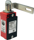 BERNSTEIN SAFETY LIMIT SWITCH, LINEAR ARM 0-180DEG, METAL BODY, 2NC