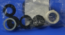 WESTEC PLASTIC CABLE GLAND IP65  4/7/10/13mm M20