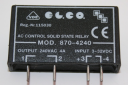ELCO SOLID STATE RELAY, PCB MOUNT, 240VAC, 4A 3-32VDC, ZERO CROSSING (TRIAC) *** END OF LINE PRODUCT - while stocks last ***