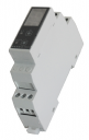 ELCO DIGITAL TEMP CONTROLLER 1 x DIN MODULE, 10 - 30VAC/DC, NTC INPUT, OUT 1 C/O RELAY 10A AC1