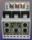 CURRENT RELAY, 3PH SENSING, MULTI-FUNCTION, INVERSE, 0.5 - 6.5A, 110V or 220VAC *** WHILE STOCKS LAST ***