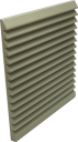 CVS FILTER 6 - 208 x 208 x 29mm IP54