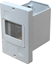 GHISALBA FLUSH MOUNTING ENCLOSURE IP-55 - FOR GHA32 MMS
