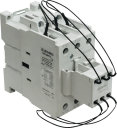 GHISALBA CAPACITOR SWITCHING CONTACTOR, 50kVAR @ 415VAC - COIL 380/400VAC 50-60Hz