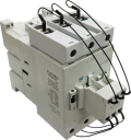 GHISALBA CAPACITOR SWITCHING CONTACTOR, 60kVAr @ 415VAC - COIL 230VAC