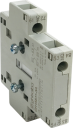 GHISALBA ADD ON CONTACT BLOCK 1NO+1NC, SIDE MOUNT - FOR CONTACTOR GHNN-TT