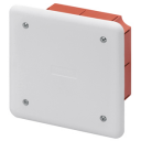 GEWISS 48PT ENCLOSURE IP40 FLUSH MTG 92x92x45mm *** WHILE STOCKS LAST ***