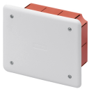 GEWISS 48PT ENCLOSURE IP40 FLUSH MTG 118x96x50mm *** WHILE STOCKS LAST ***