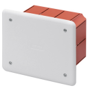 GEWISS 48PT ENCLOSURE IP40 FLUSH MTG 118x96x70mm *** WHILE STOCKS LAST ***