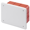 GEWISS 48PT ENCLOSURE IP40 FLUSH MTG 160x130x70mm *** WHILE STOCKS LAST ***