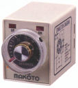 FLICKER RELAY ADJ 0-6sec COMMON OFF-ON 240VAC