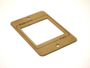 FLUSH MOUNTING PLATE - FOR MT48S & MD48 TIMERS