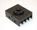 DOOR MOUNTING SOCKET - FOR MT48S & MD48 TIMERS