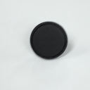 TER CIRCULAR DISC BLACK - BLANK, FOR CHARLIE & ALPHA SOLO BUTTON