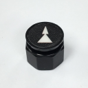 TER CIRCULAR DISC BLACK - 2-SPEED ARROW, FOR CHARLIE & ALPHA DUAL BUTTON