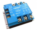 CELDUC SSR 3 PHASE ANGLE CONTROLLER 300-510VAC 50A (AC-51), Ctrl 4-20mA Analogue (NO COVER)