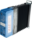 CELDUC CELPAC 1PH SSR w/HEATSINK, 400V 32A (AC51) 3.5-32VDC, ZERO-CROSS  *** END OF LINE PRODUCT - while stocks last ***
