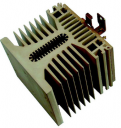 CELDUC HEATSINK - 0.95°C/W 90H x 110W x 110D, DIN MOUNT FOR SC/SO/SVT/SV9/SG
