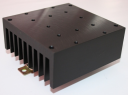 CELDUC HEATSINK - 1.2°C/W 100L x 100W x 40H, DIN MOUNT FOR SC/SO/SVT/SV9/SG