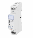 GEWISS 90AM RLM INSTALLATION RELAY 16A - 1NO 230VAC (1M)