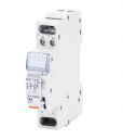 GEWISS 90AM RLB LATCHING RELAY (IMPULSE SW) 16A - 1NO+1NC 230VAC (1M)