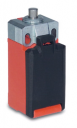 BERNSTEIN IN65 LIMIT SWITCH TOP PUSH - TURRET WITH STND PLUNGER, 1NC/1NO OVERLAPPING