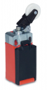 BERNSTEIN IN65 LIMIT SWITCH TOP PUSH - TURRET WITH ROLLER LEVER ANGLED Ø22x5mm, 1NC/1NO OVERLAPPING