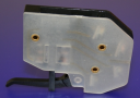 GHISALBA AUX CONTACT BLOCK 1NO/1NC - FOR CONTACTOR OLD GH44/52-11 ***END OF LINE PRODUCT - while stocks last***