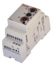 ELCO 1PH POWER FACTOR CONTROLLER 230VAC, 2 DIN MODULE