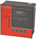 ELCO 6 STEP POWER FACTOR CONTROLLER 230-440VAC, c/w ALARM 144x144mm