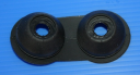 TER RUBBER FOR DOUBLE PUSHBUTTON (FOR CHARLIE & ALPHA)